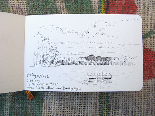 Squam Lake Sketch_4
