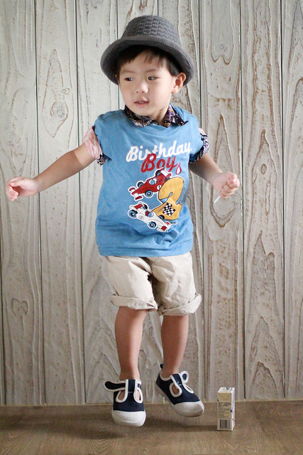 Cute Birthday Boy T-Shirt