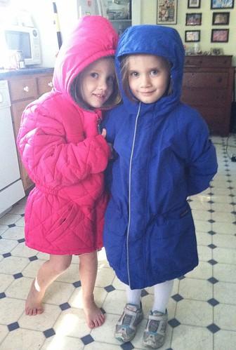 auntie's coats