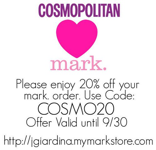 Cosmo loves mark. coupon