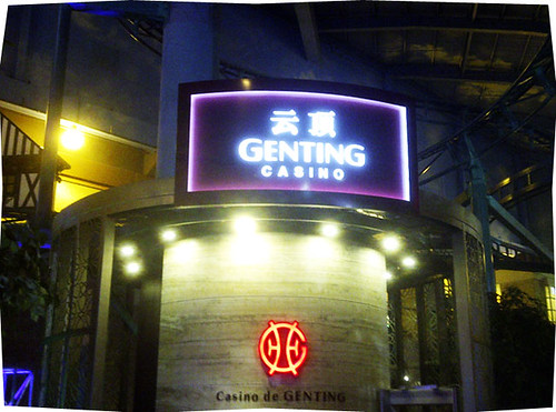 casino games in genting highland