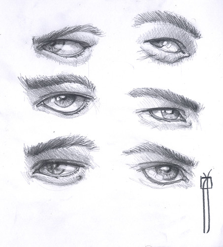 ojos hombres pq