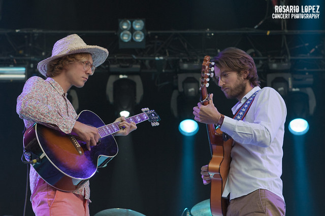 Kings of Convenience, DCode Fest 2012