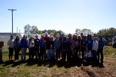 2012 UU Solar Panel Groundbreaking