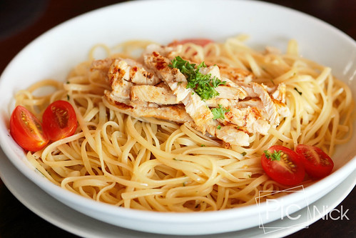 Mindy's Chicken Pasta