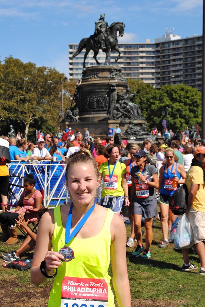 8028126930 a79dd1233e b My First Half Marathon Experience