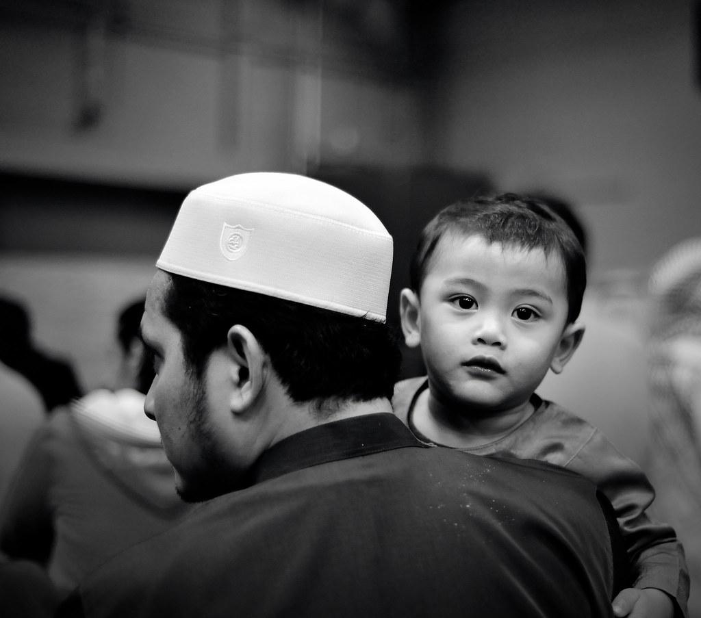 Solat Eid-ul-Fitr.