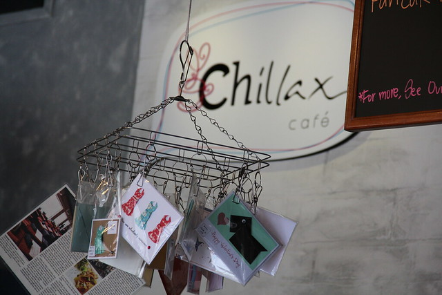 Chillax Cafe