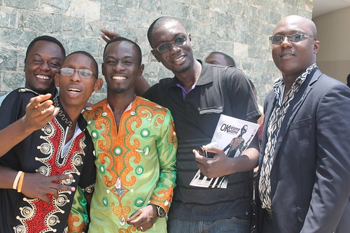 Okyeame Kwame album launch, The Versatile Show