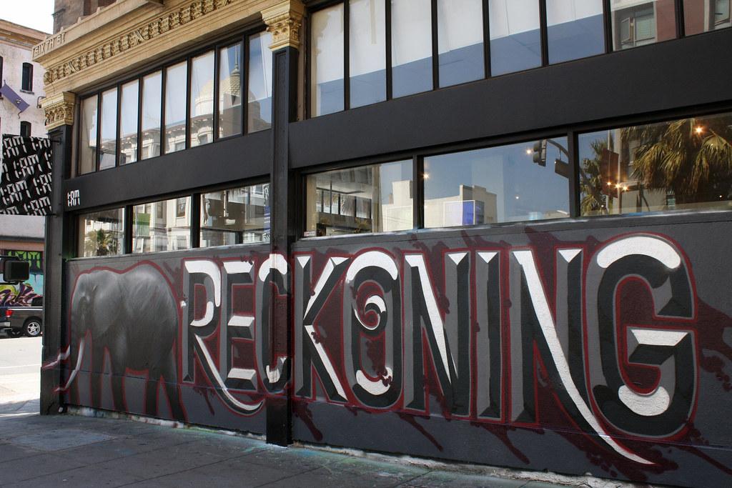 Reckoning Mural