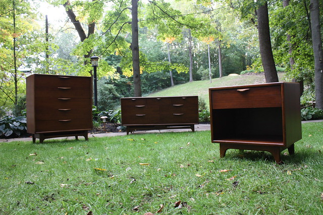 Lascivious Lane Perception Mid Century Modern Bedroom Set U S A 1960 39 S Flickr Photo Sharing