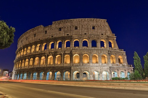 A Rome Landmark Since Almost 2000 years - Colosseum