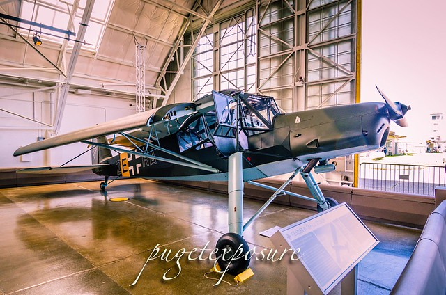 Flying Heritage Collection Fieseler Fi 156 C-2 Storch