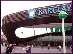 Barclays Centre Action 28th Sept 2012