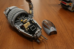 10227 B-wing Starfighter Review - 86