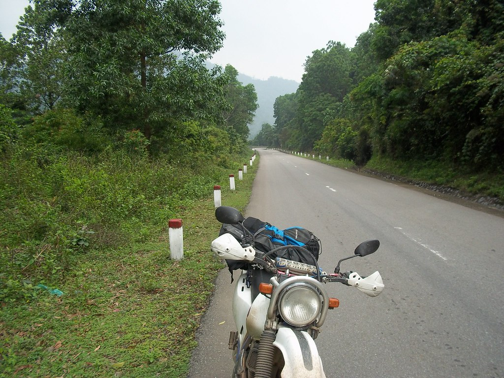 Road to Alouri, Vietnam