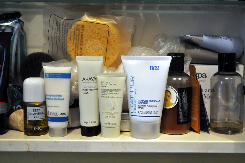 whats in my bathroom cupboard 2