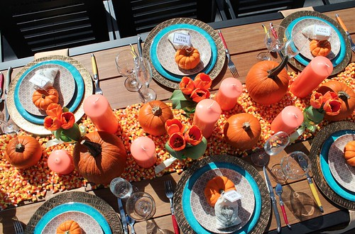 A Sweet Fall Tabletop
