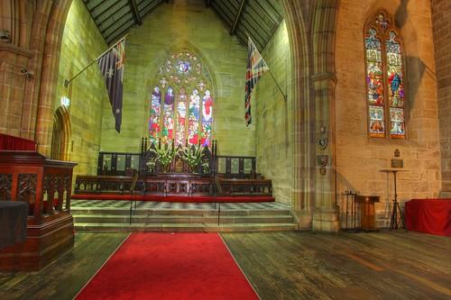Garrison Church HDR
