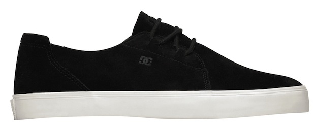 DC Compass Shoe in Black_FA12