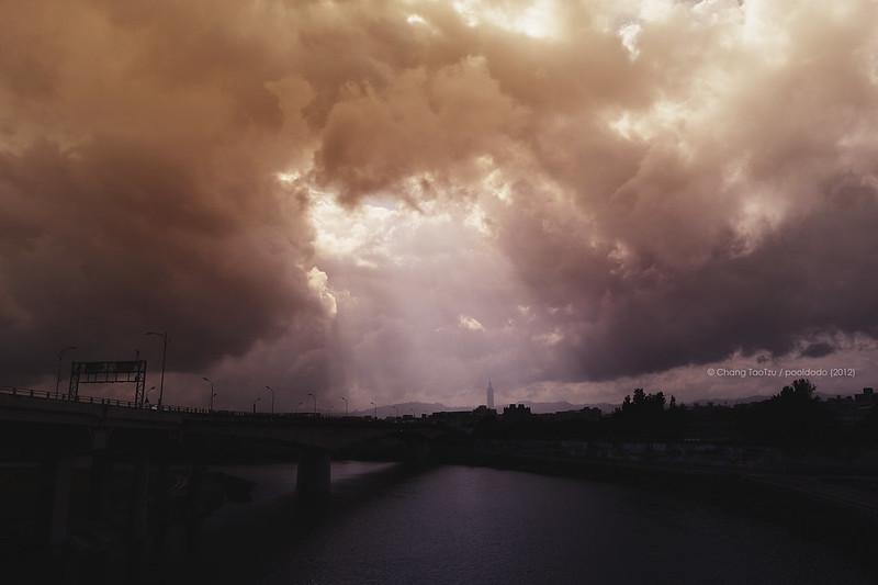 [urban] hole of sky