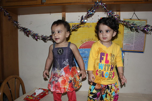 My Grand Daughters Zaira And Nerjis by firoze shakir photographerno1