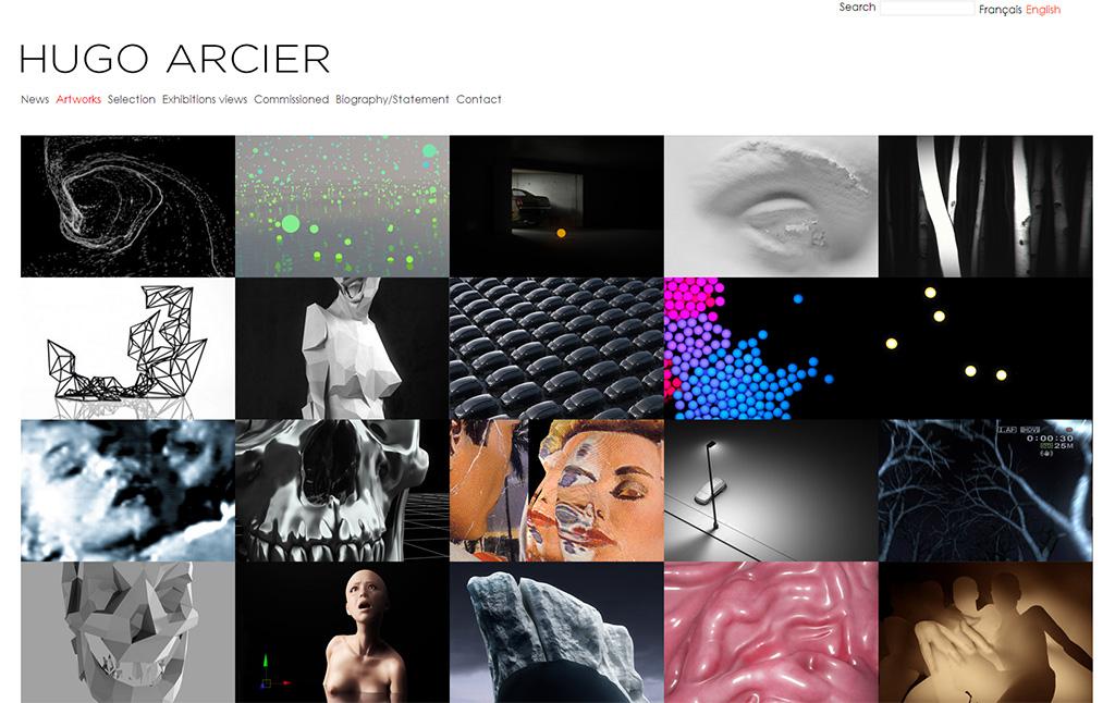 www.hugoarcier.com