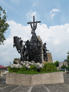Image of  Heritage of Cebu Monument.