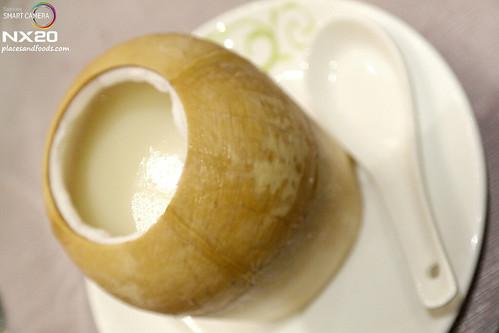 imbi palace coconut pudding