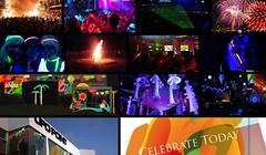 Fiesta de Chandon en Lotus Night Club: por una noche, Rosario será Ibiza