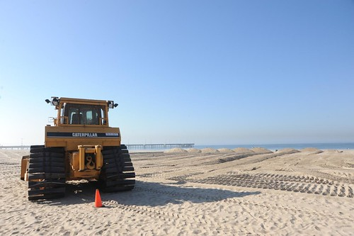 Venice Beach Berms