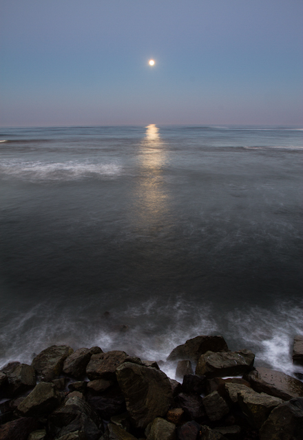 Bird Rock and Windansea at Sunrise 93012 © Michael Klayman-004
