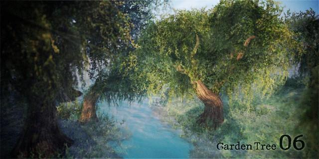Garden Tree06