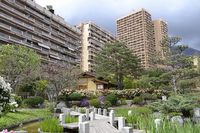 Le jardin japonais de monaco caract ristiques du for Jardin japonais monaco