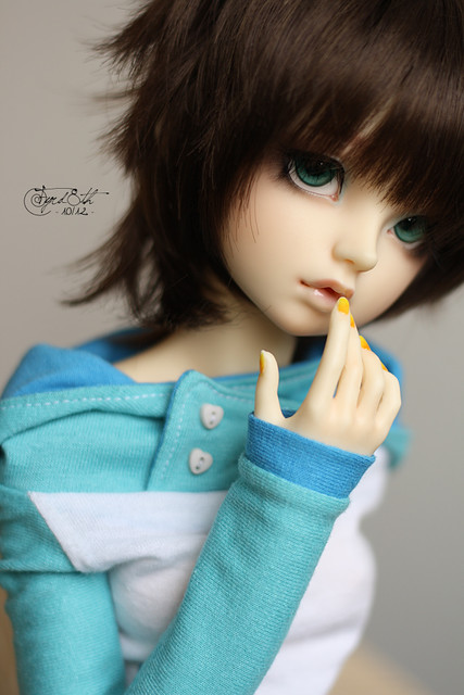 Dollflower Eiko