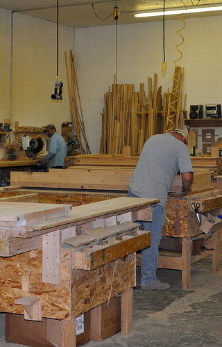 Pacific Pine Products has hired more workers, following debt restructuring by an area credit union.  USDA provided a loan guarantee.