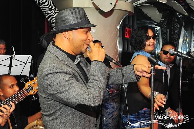 Rey Tulile en El Morocco New York