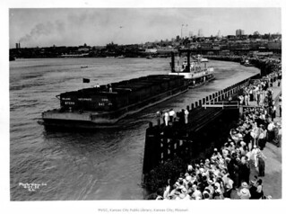 Missouri River Channel Opening Ceremonies