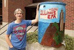 2012 Rain Barrel Raffle Winner