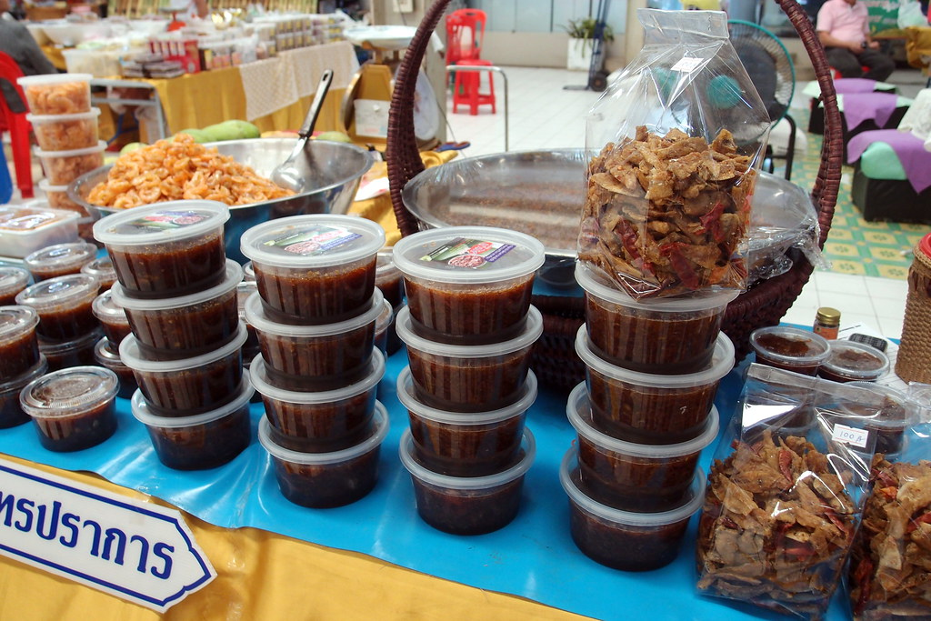 Or Tor Kor Market: Belachan