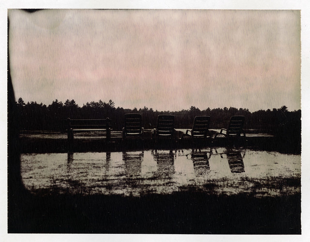 Naiscoot Lodge - Polaroids