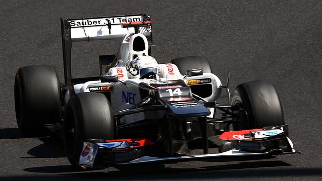 Formula1 Japanese GP Suzuka 2012