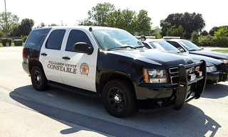 Williamson County, TX Constable Precinct 2 Chevy Tahoe