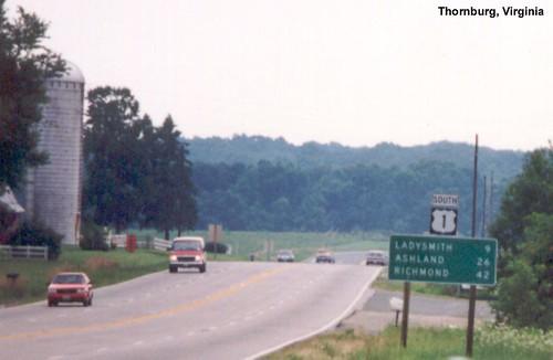 Thornburg VA