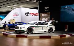 Bentley Continentale GT3