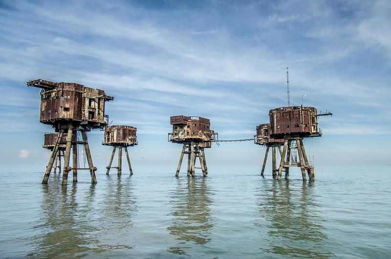 Thames Forts