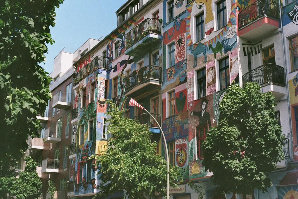 where to stay in Friedrichshain