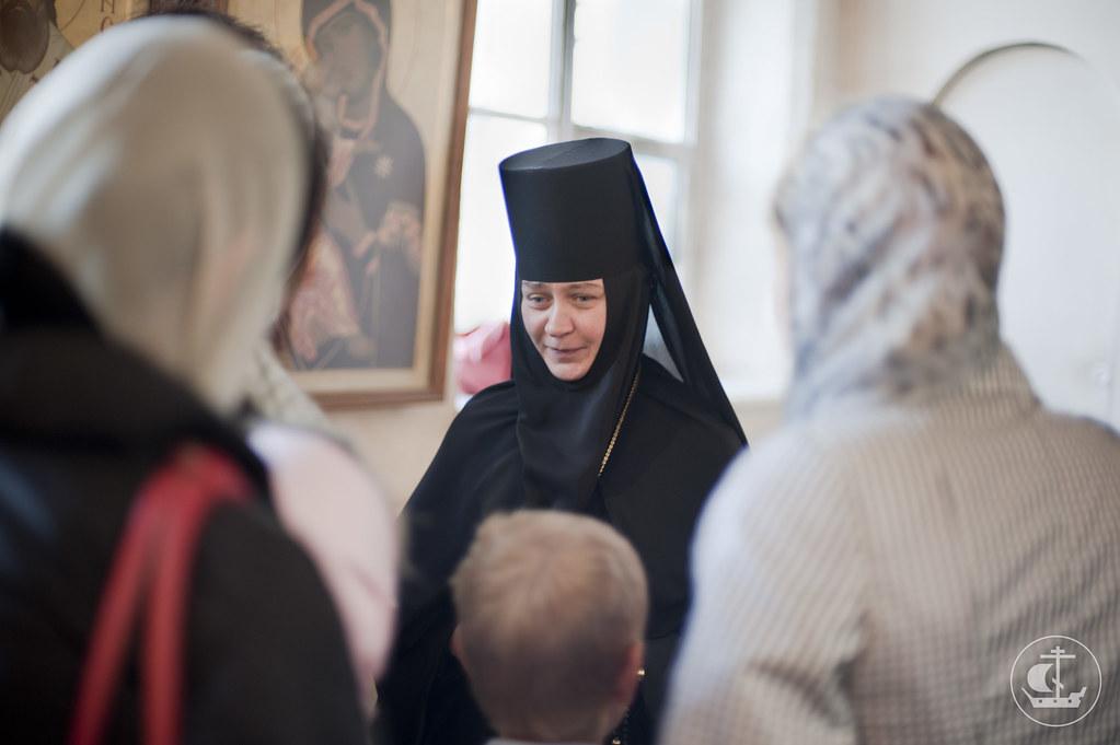 Игумения София из Новодевичьего монастыря
