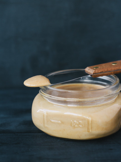 Five minute peanut butter