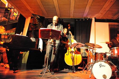 Remi Abram Quartet @Rouge Belle de Mai By McYavell - 121009 (1)